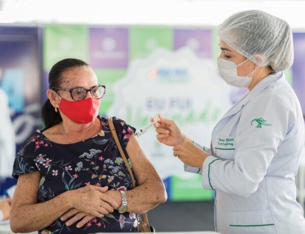Se continuar no mesmo ritmo, vacinação em AL só terminará em março de 2022